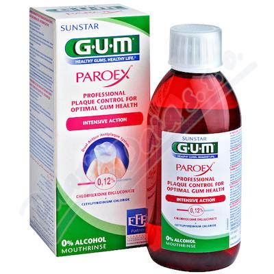 GUM úst.výpl.PAROEX(CHX 0.12%)300ml 1784
