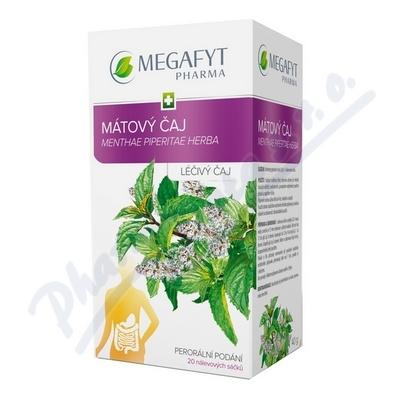 MEGA Mátový čaj por.spc.20x2gm