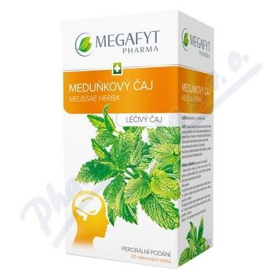 MEGA Meduňkový čaj por.spc.20x1,5g
