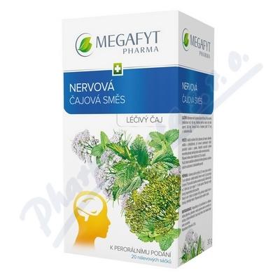 MEGA Nervová čajová směs n.s.20x1,5g