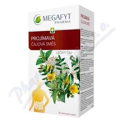 MEGA Projímavá čajová směs n.s.20x1,5g