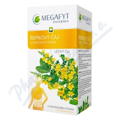 MEGA Řepikový čaj n.s.20x1,5g