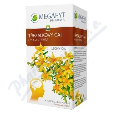 MEGA Třezalkový čaj n.s.20x1,5g