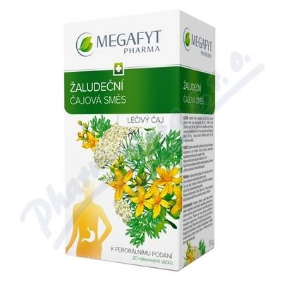 MEGA Žaludeční čajová směs 20x1,5g