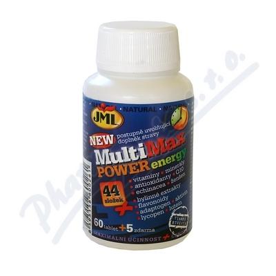 JML MultiMax Power Energy 65tblx44 vit.