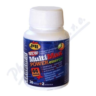JML MultiMax Power Energy 32tblx44 vit.