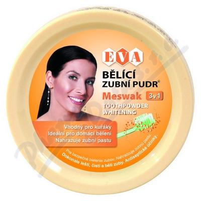 EVA Bělící zubní pudr meswak 30g 1ks
