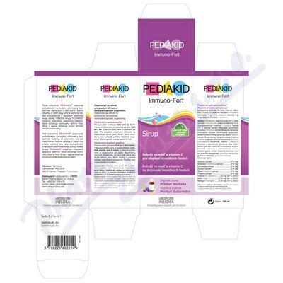 Pediakid Immuno-Fort 125ml
