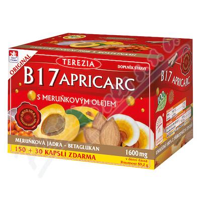 B17 APRICARC s meruň.olej.cps.150+30