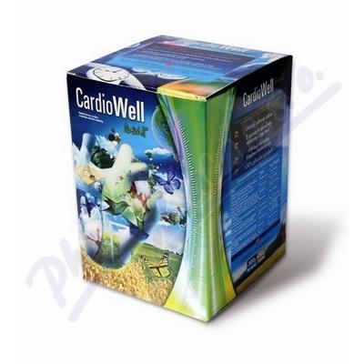 Cardio Well-ovesná vláknina 350g