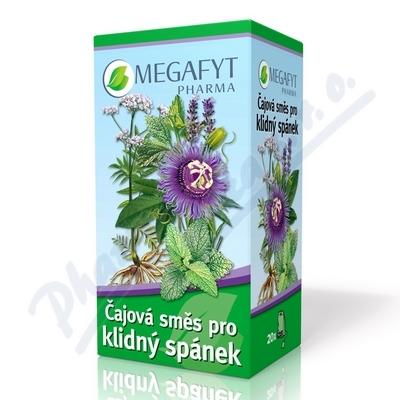 MEGA Čaj.směs pro klidný spánek 20x2.1g