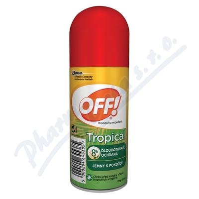 OFF Tropical sprej rychloschnoucí 100ml