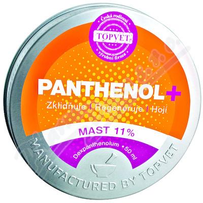 TOPVET Panthenol+Mast 11% 50ml