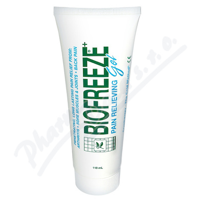 Biofreeze Gel 118ml 11761