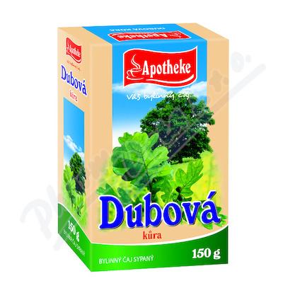 Čaj Dubová kůra syp.150g Apotheke