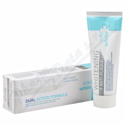 EDEL+WHITE Zubní pasta Antipl.+Whit.75ml