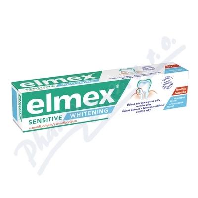 Elmex Sensitive Whitening zub.pasta 75ml