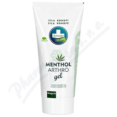 Annabis Menthol Arthro Gel 200ml