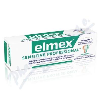 Elmex Sensit.Professional 75ml zub.pasta