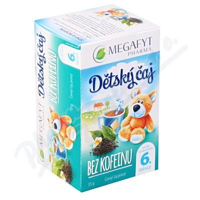 MEGA Dětský čaj bez kofeinu 20x1.75g