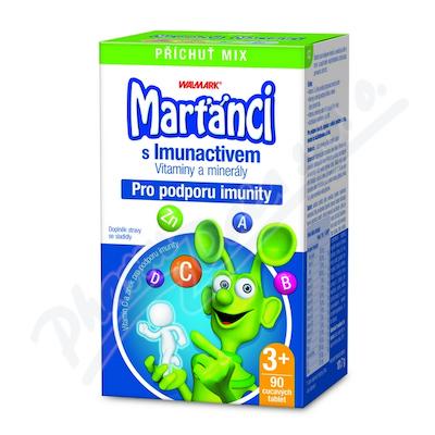 W Marťánci Imuno MIX tbl.90 2015