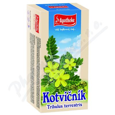 Čaj Kotvičník zemní 20x1.5g APOTHEKE
