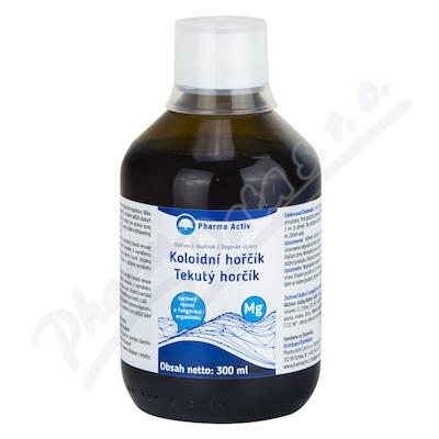 Koloidní hořčík+vitamin C 300ml