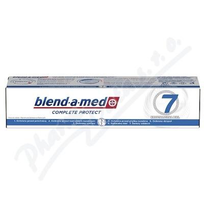 Blend-a-med Complete 7 White zubní pasta