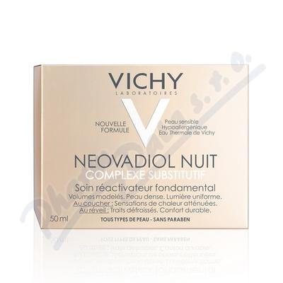 VICHY NeOvadiol Compens.compl.noční 50ml