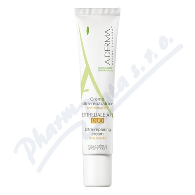 A-DERMA Epitheliale A.H.creme 40ml duo-N