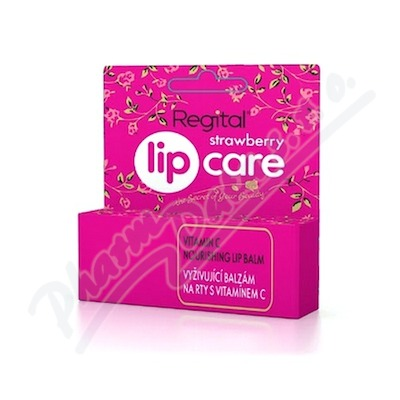 Biotter Balz.Regital Straw.Lip Care 4,9g