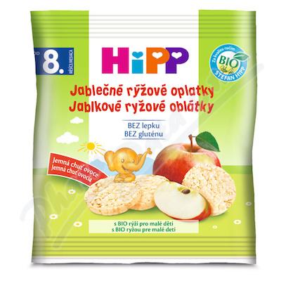 HiPP SUŠENKY BIO Jableč.rýž.oplatky 30g