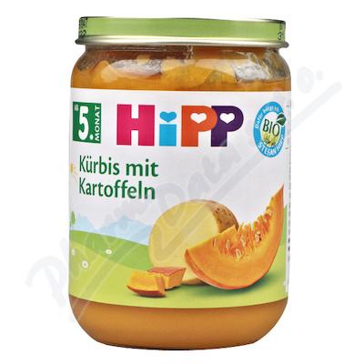 HiPP Zelenina Bio Dýně+brambory190g 4145