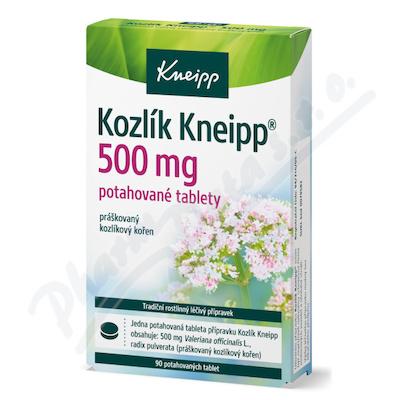 KNEIPP Kozlík por.tbl.flm.90x500mg