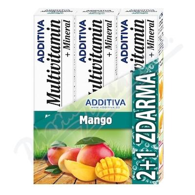 Additiva sada MM 2+1 mango šum.tbl.3x20