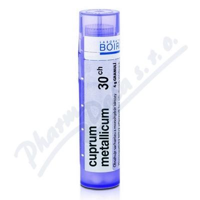 Cuprum Metallicum  CH30 gra.4g
