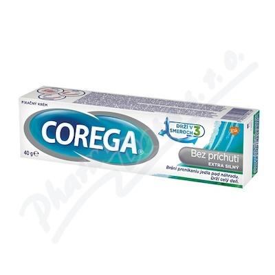 Corega Bez příchuti Extra silný 40g
