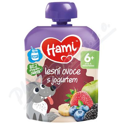 Hami př.OK Les.ov.s jogurtem 90g 621144
