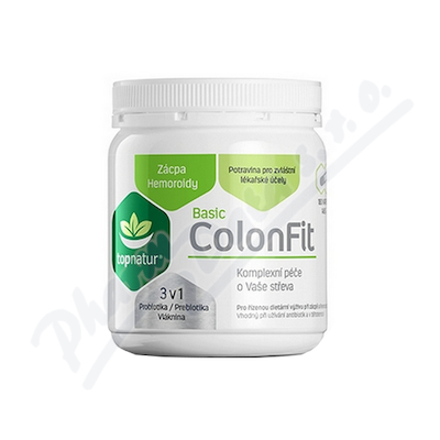 ColonFit - 180 kapslí TOPNATUR