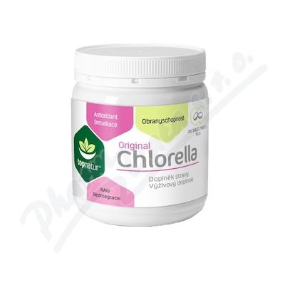 Chlorella TOPNATUR 200mg tbl.750
