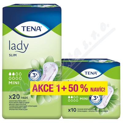 TENA Lady Slim Mini +50% navíc 760293