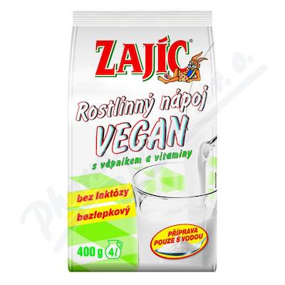 Zajíc rostlinný nápoj Vegan 400g sáček