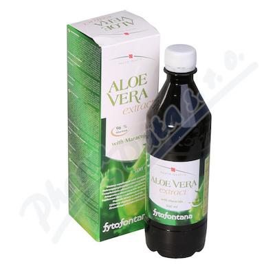 Fytofontána Aloe Vera extrakt 500 ml