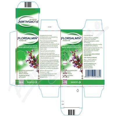 Florsalmin gtt.1x50 ml