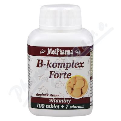 MedPh B-komplex Forte tbl.107