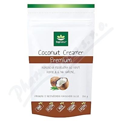 Coconut Creamer Premium 150g TOPNATUR