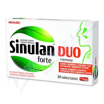 W Sinulan Duo Forte tbl.30 bls.