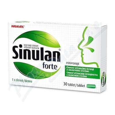 W Sinulan Forte tbl.30 blistr