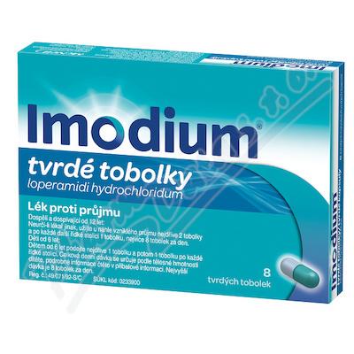 Imodium 2mg cps.dur.8