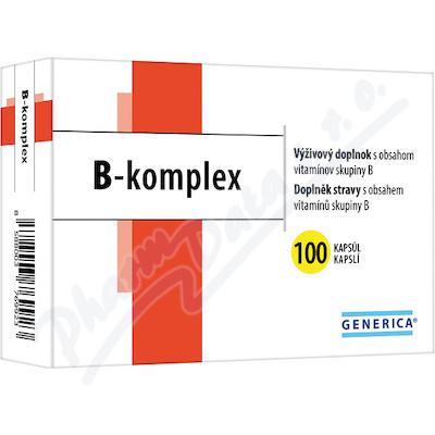 B-komplex cps.100 Generica
